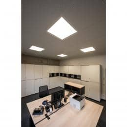 LED PANEL 600x600 Luminária de embutir no teto LED Indoor branco 3000K/4000K